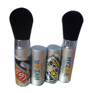Retractable Brush, Makeup Brushes (CR120)