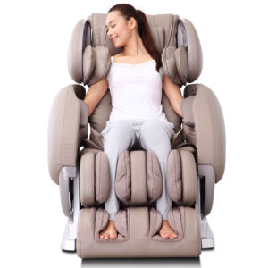 Cheap Foot Reclining Luxury Massage Chair Price pictures & photos