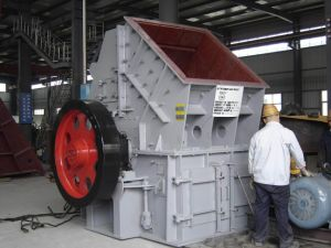 Impact Crusher in Cement Production Line pictures & photos