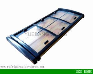 Sliding Glass Door Island Freezer for Surpermarket
