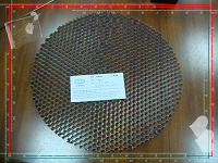 Round High Quality Al- Honeycomb Core, Aluminum Honeycomb Core