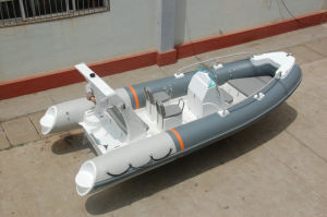 17 Feet Rigid Inflatable Sport Boat (RIB520A)