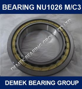 High Quality Cylindrical Roller Bearing Nu1026 M/C3 pictures & photos