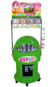 Coin-Operated DIY Candy Floss Making and Vending Machine (CF6000) pictures & photos