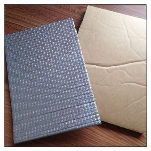 Crosslinked XPE Rubber Foam with Aluminum Foil Lamination pictures & photos
