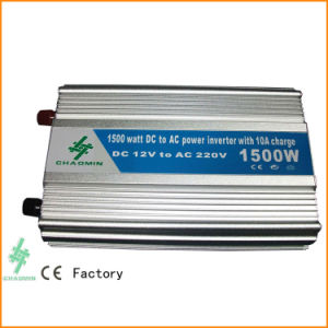 Inverter DC12V to AC220V 1500W Full Power Inverter with Charge