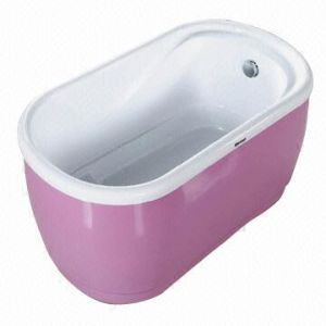 Acrylic Baby Bathtub for European Markets pictures & photos