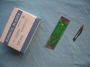 Surgical Blades pictures & photos