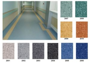Office PVC Flooring 2.0mm*1.83m*20m/Roll pictures & photos