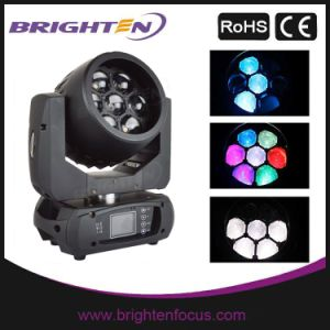 7X15W 4-in-1 RGBW LED Wash Zoom Light Effect Lighting Equipment pictures & photos
