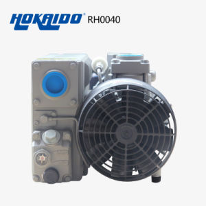 China Single Stage Oil Lubricated Rotary Vane Vacuum Pump (RH0040) pictures & photos