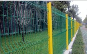 Bending Triangular Welded Mesh Fence (Kbt03)