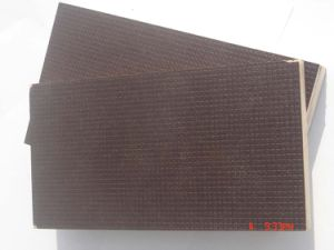 Anti - Slip Film Face Plywood pictures & photos