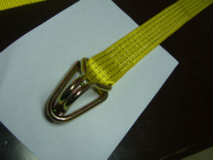 Australia Ratchet Tie Down with Swan Hooks pictures & photos