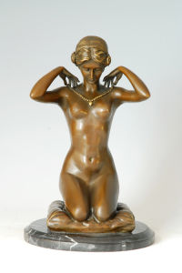 Bronze Sculpture (EP-224)