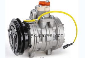 Auto Air Compressor 10p08 for Brizal Gol/ Pakistan Suzuki pictures & photos
