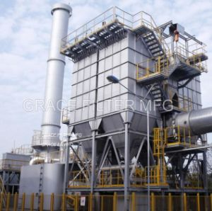Furnace Fume Bag Filter Dust Collector (GPC320)