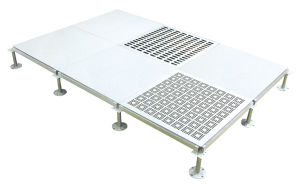 Cutting-Edged Ventilation Steel Floor