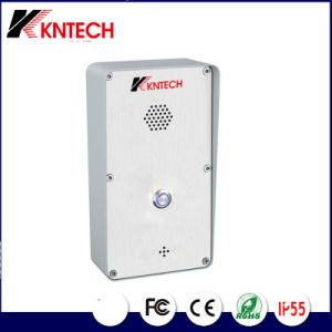 IP Door Phone IP Access Control Emergency Telephone Intercom Knzd-45 pictures & photos