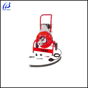 350W Powerful Drum Drain Cleaner (MTC-1000) pictures & photos