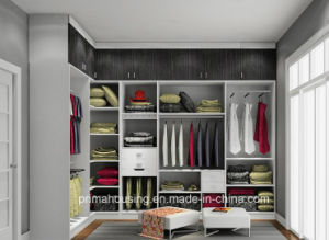 Customized Wardrobes Walk in Closet Cabinets for Baby Bedroom (PR-W2040) pictures & photos