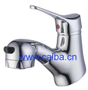 Single Handle Pull out Kitchen Faucet (CB1101) pictures & photos