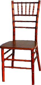 Mahogany Chiavari Chair (CC001)
