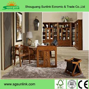 Nice Design Modern Solid Wood Hotel Bedroom Furniture (EMT-K02) pictures & photos