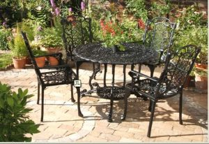 Polyester Powder Coating for Garden Furniture