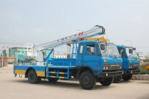 China High Space Operation Truck 4*2