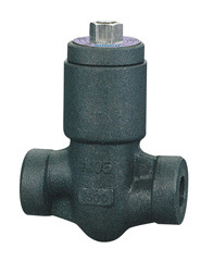 Forged Steel Pressure Bonnect Check Valve pictures & photos