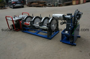 Sud315h Plastic Pipe Butt Fusion Equipment Welding Machine pictures & photos