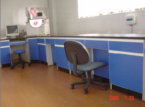 Lab Wall Bench (A-BOF-WB01)