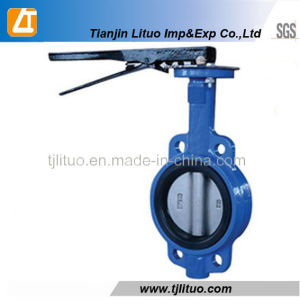Good Quality Cast Iron Butterfly Valves/Butterfly Valves pictures & photos