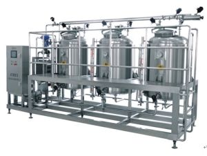 Vertical CIP Machine/CIP Cleaning System pictures & photos