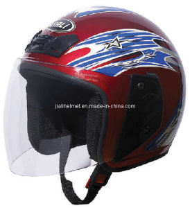 Open Face Helmet / Motorcycle Helmet (968)