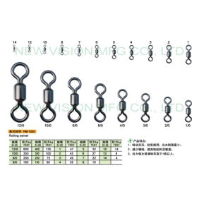Fishing Equipment Fishing Swivel Rolling Swivels pictures & photos