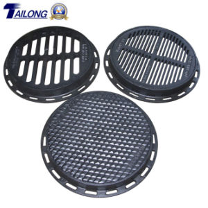 Grey Iron Sand Casting Inlet Grating