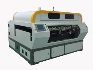 Film Solar Cell Scribing Machine (YMS-5/YMS-5D)