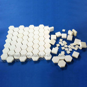 High Alumina Ceramic Liner for Industrial Maintenace pictures & photos