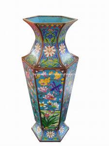Cloisonne Vase (JW013) pictures & photos