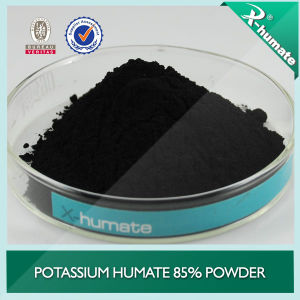 Potassium Humate Powder pictures & photos