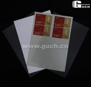 PVC Core for Inkjet (silver/golden) with High Quality pictures & photos