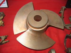 Propeller/  Marine/Steam Turbine/Turbine/Impeller/Marine Parts/Impeller pictures & photos