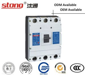 Stong Stm1-800A Moulded Case Circuit Breaker MCCB with Paremeters pictures & photos