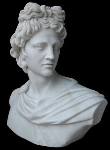 Marble Stone Bust Statue (LY010) pictures & photos