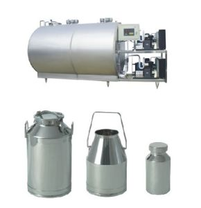 Stainless Steel Milk Tank for Food pictures & photos