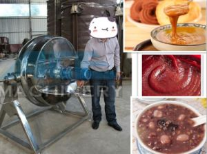 Steam/Electric Heating Jacketed Kettle (ACE-JCG-W5) pictures & photos