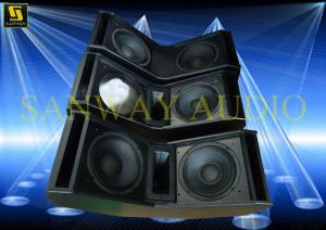 Line Array Dual 10 Inch pictures & photos