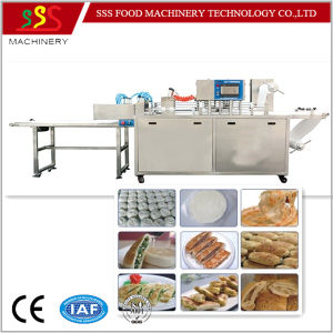 Kubba Pacake Tortilla Filming Forming Shaping Machine pictures & photos